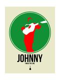 Johnny Circle 1 Posters par David Brodsky