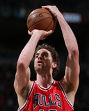 Chicago Bulls v Milwaukee Bucks - Game Three Photographie par Gary Dineen