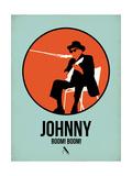Johnny 1 Poster von David Brodsky