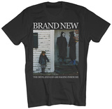 Brand New - The Devil And God Are Raging Inside Me Camiseta