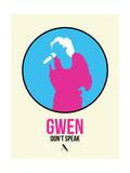 Gwen 2 Print by David Brodsky