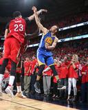 Golden State Warriors v New Orleans Pelicans - Game Three Foto af Layne Murdoch Jr