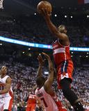 Washington Wizards v Toronto Raptors - Game One Foto af Dave Sandford