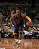Cleveland Cavaliers v Boston Celtics - Game Three Foto af Brian Babineau