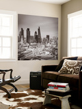 City of London Skyline, London, England Wall Mural by Jon Arnold