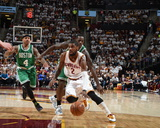 Boston Celtics v Cleveland Cavaliers- Game One Foto af Brian Babineau