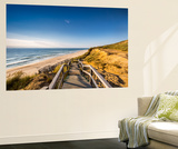 Red Cliff, Kampen, Sylt Island, Northern Frisia, Schleswig-Holstein, Germany Wall Mural by Sabine Lubenow