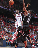 Brooklyn Nets v Atlanta Hawks- Game Two Photographie par Nathaniel S Butler