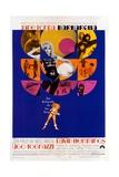 Barbarella, 1968 Impressão giclée