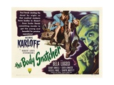 The Body Snatcher, 1945 Giclee-trykk