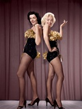 Gentlemen Prefer Blondes, 1953 Fotoprint