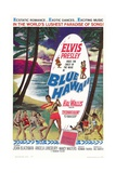 Blue Hawaii, 1961 Giclee Print