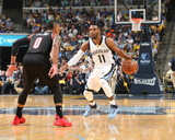 Portland Trail Blazers v Memphis Grizzlies - Game One Fotografia por Joe Murphy