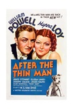 After the Thin Man, 1936 Impressão giclée