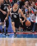 San Antonio Spurs v Los Angeles Clippers - Game One Foto af Andrew D Bernstein