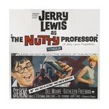 The Nutty Professor, 1963 Lámina giclée