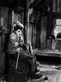 The Gold Rush, 1925 Fotografisk trykk
