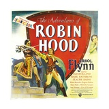 The Adventures of Robin Hood, 1938 Impressão giclée