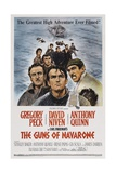 The Guns of Navarone, 1961 Giclee Print
