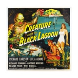 Creature from the Black Lagoon, 1954 Giclee-trykk