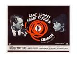 Charade, 1963 Giclee-trykk