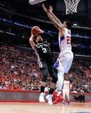 San Antonio Spurs v Los Angeles Clippers - Game Two Photographie par Andrew D Bernstein