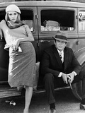Bonnie and Clyde, 1967 Fotografie-Druck
