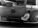 Buster Keaton Lámina fotográfica