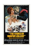The Fearless Vampire Killers, 1967 Giclee Print