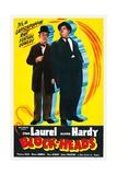 Block-Heads, 1938 ジクレープリント