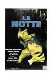The Night 1961 (La Notte) Giclée-vedos