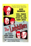 The Ladykillers, 1955 Giclee Print