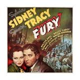 Fury, 1936 Giclee Print