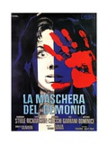 The Demon's Mask, 1960 (La Maschera Del Demonio) Giclée-vedos