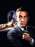 007, James Bond: Goldfinger, 1964 Reproduction photographique