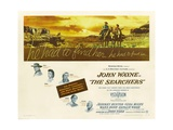 The Searchers, 1956 ジクレープリント