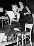 Gentlemen Prefer Blondes, 1953 Impressão fotográfica