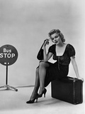 Bus Stop, 1956 Impressão fotográfica