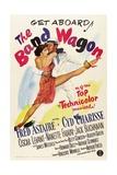 The Band Wagon, 1953 Giclee Print