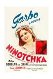 Ninotchka, 1939 Impressão giclée