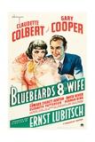 Bluebeard's Eighth Wife, 1938 Giclee Print