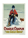 The Gold Rush, 1925 Giclée-Druck