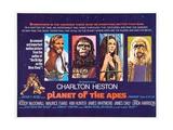 Planet of the Apes, 1968 Reproduction procédé giclée