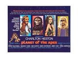 Planet of the Apes, 1968 Impressão giclée