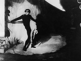 The Cabinet of Dr. Caligari, 1920 Fotoprint