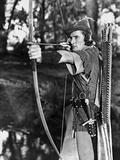 The Adventures of Robin Hood, 1938 Impressão fotográfica