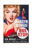 Bus Stop, 1956 Impressão giclée