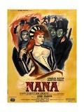 Nana, 1955 Giclee Print