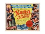 Nana, 1934 Giclee Print