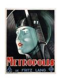 Metropolis, 1927 Lámina giclée